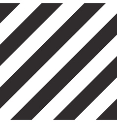 Geometric simple diagonal pattern strips vector image vector image