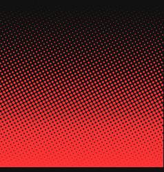 Halftone comic background vector