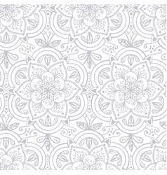 Handdrawn ethnic ornamental seamless vector