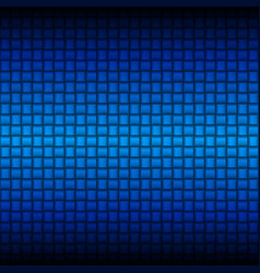 metalic blue industrial texture for design vector image