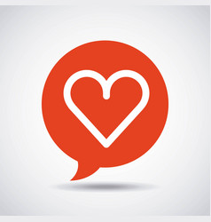Social media flat icons vector