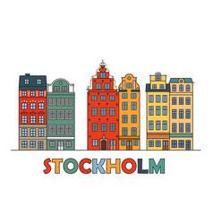 Stockholm2 vector