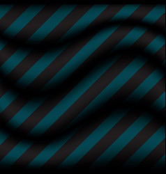 Abstract background striped blue wave with vector