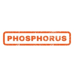 Phosphorus Rubber Stamp vector image