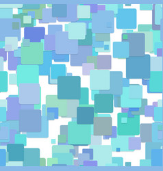Repeating geometric square pattern background vector