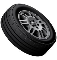 vans wheel vector image