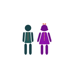 Childs Icon vector image