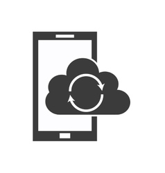 usefull app for smartphone vector image vector image