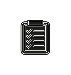 Product listing concept line icon simple and vector