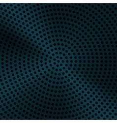 Technology background with seamless circle vector image