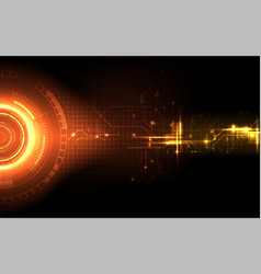 Abstract for technology background vector
