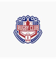 Rugclub badges logo-2 vector