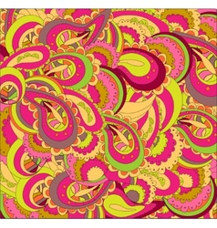 Beautiful bright pattern vector image