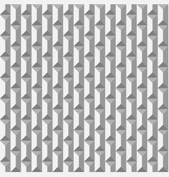 3d paper bricks seamless pattern vector