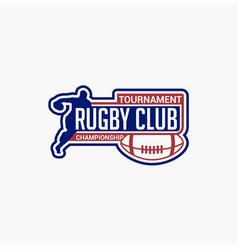 Rugclub badges logo-7 vector