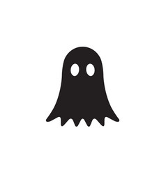 Ghost icon design flat vector