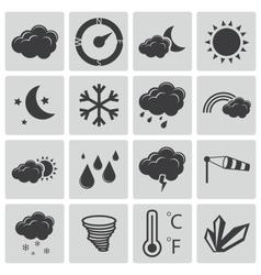 Icon patern grey vector image vector image
