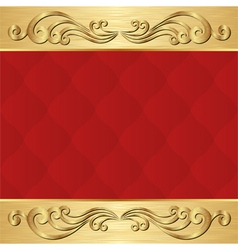 Red background vector