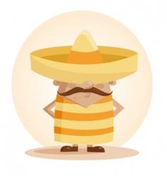 Mexican vector image