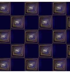 set of square abstract vector image