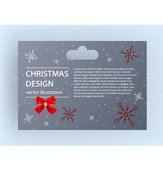 Christmas Packaging Design vector