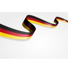 German flag background vector