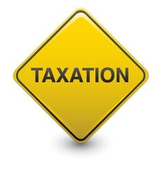 Tax warning vector