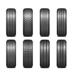 Tires vector
