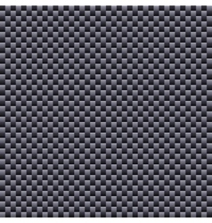 Carbon Seamless Fiber Background vector image