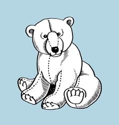 Bear Doll vector
