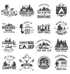 set extreme adventure badges concept for shirt vector image