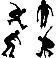 Skater vector