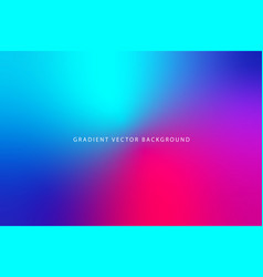 modern beautiful gradient background vector image