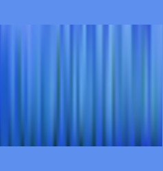blue closed theater curtain abstract vector image
