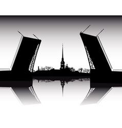 Sankt Petersburg vector image