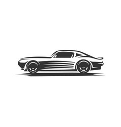 Car logo emblems badges logo for service vector