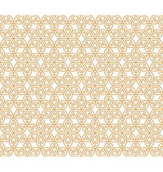 Indian seamless abstract pattern traditional vector