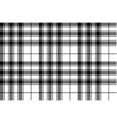 Pride of scotland tartan check plaid pixel vector