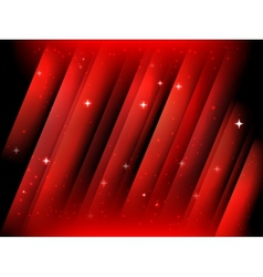 Abstract starfield background vector image