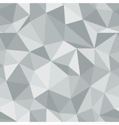 Brilliant seamless pattern Diamond triangle vector