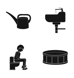 Tool plumbing equipment and other web icon in vector