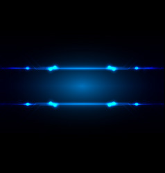 Abstract circuit technology background vector