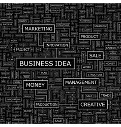 Business idea vector
