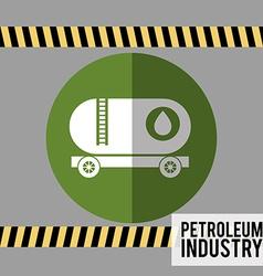 Petroleum industry vector