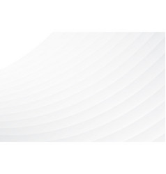 abstract white modern seamless white vector image
