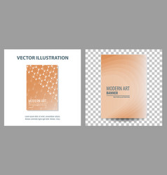 Brochure creative design multipurpose template vector