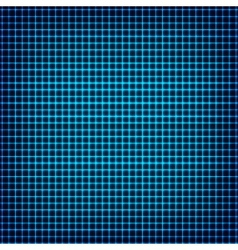 Abstract background with stripes and cells vector image vector image
