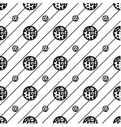 seamless pattern abstract texture repeating vector image vector image