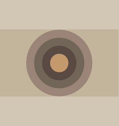 Colorful grey brown ellipse abstract background vector