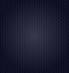 Dark blue background with abstract highlight vector image vector image
